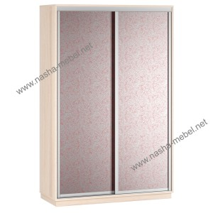 Liverpul 2-120 steklo dub rosi