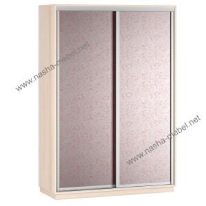 Liverpul 2-140 steklo dub rosi
