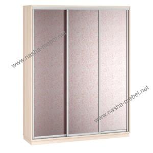 Liverpul 3-150 steklo dub rozi