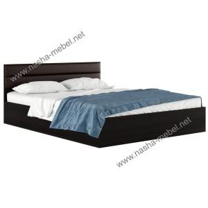 Кровать Виктория-М 1600 венге