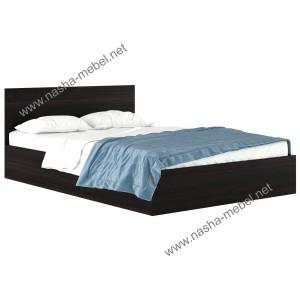 Кровать Виктория 140 венге