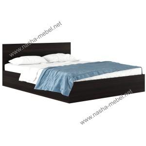 Кровать Виктория 1600 венге