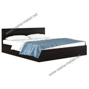 Кровать Виктория 1800 венге