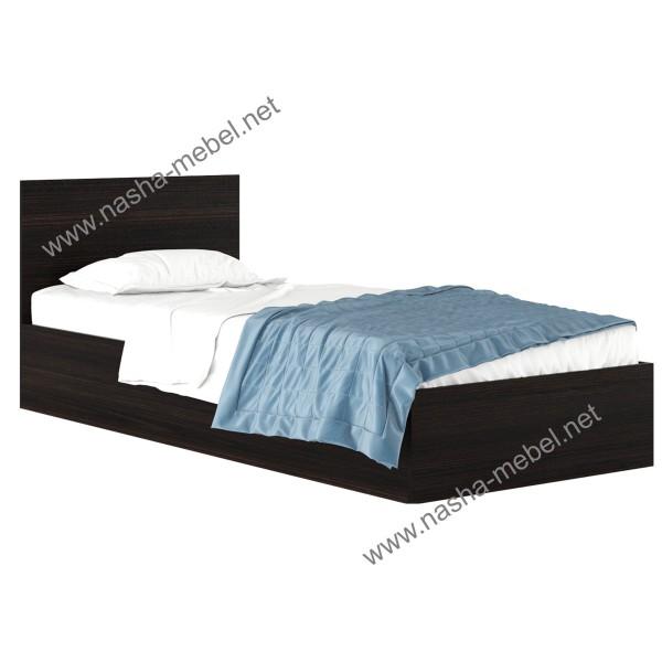 Кровать Виктория 900 венге