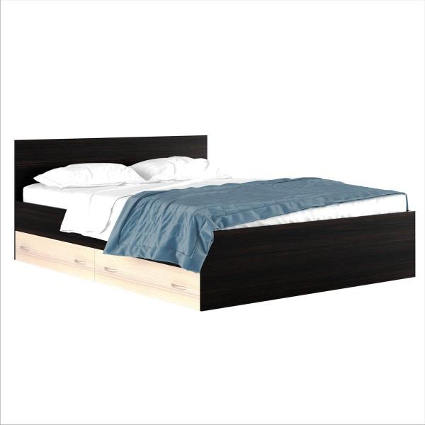 Кровать Виктория с ящиками 1600