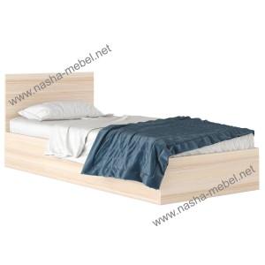 Кровать Виктория 800 дуб