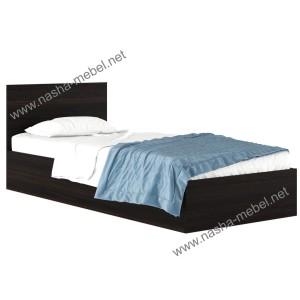 Кровать Виктория 800 венге