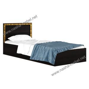 Кровать Виктория-Б 800 венге