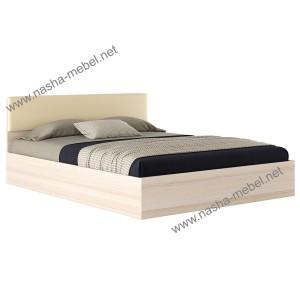 Кровать Виктория ЭКО 1600 дуб