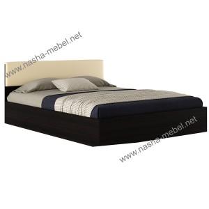 Кровать Виктория ЭКО 160 венге