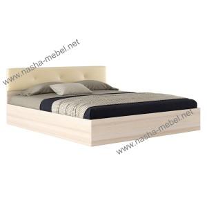 Кровать Виктория ЭКО-П 1800 дуб