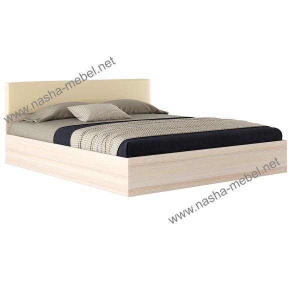 Кровать Виктория Эко 1800 дуб
