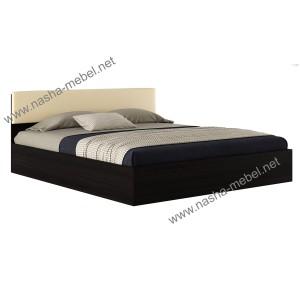 Кровать Виктория ЭКО 1800 венге