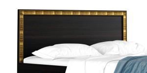 Кровать Виктория с багетом венге