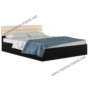 Кровать Виктория-МВ 1600 венге
