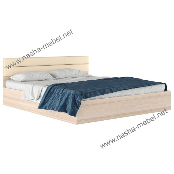 Кровать Виктория-МВ 1800 дуб